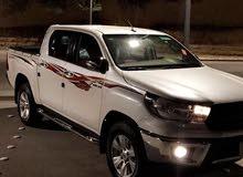 سياره هايلوكس دبل بريمي 2016