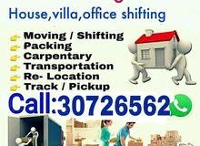 Moving shifting carpentry transportation 30726562 !!