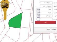 قطعة ارض للبيع في الاردن - عمان - ابو السوس مساحة 1115م
