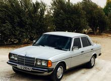 Mercedes Benz E 200 1983 for sale in Madaba