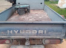 Manual Blue Hyundai 2004 for sale