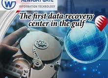 DATA RECOVERY - ALWASAT GATE خدمة استرجاع الملفات المفقودة