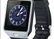 ساعة ذكية dz09 ب19.99  دينار فقط جديدة