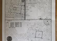 ارض سكني تجاري للبيع في العامرات - المحج خلف جامع المجيب