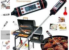 جهاز قياس درجة حرارة الطعام والسوائل
