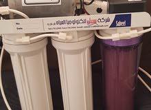 فلتر مياه بحاله ممتازه شغال كويس ونظيف