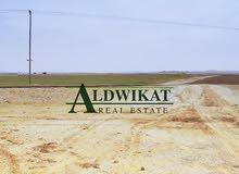 ارض زراعية للبيع في المشتى على شارعين مساحة الارض 12 دونم