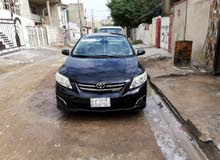 Black Toyota Corolla 2008 for sale