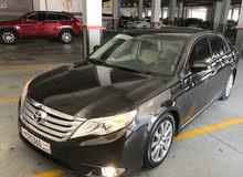 Toyota avalon limited model 2012