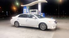 Used condition Toyota Avalon 2012 with 1 - 9,999 km mileage