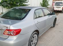 Toyota Corolla 2011 in good condition