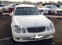 Available for sale!  km mileage Mercedes Benz E 240 2003