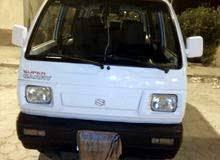 سيارة سوزوكي فان 7راكب للايجار بالسائق لشركة او مصنع او وردية نقل موظفين