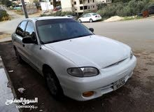 Accent 1998 - Used Manual transmission