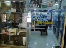 محل تجاري للضمان او للبيع خلو دوار الجامعة اليرموك إيجار 175