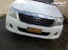 Used condition Toyota Hilux 2013 with 0 km mileage