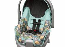 مقعد أطفال للحمل و السيارة و المنزل نوع Evenflo أمريكي USA الصنع