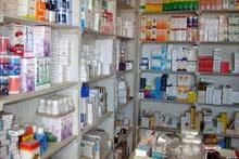 صيدلية للبيع بموقع مميز جدا في شبرا الخيمة