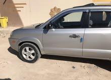Gasoline Fuel/Power   Hyundai Tucson 2007