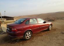 اوبل فيكترا 1998 خمري ماتور 1600 جدبد ترخيص سنة