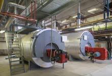صيانة و اصلاح جميع انواع البويلرات و التدفئة المركزية