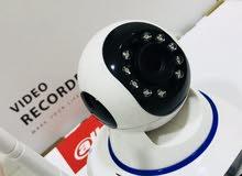 كاميرات مراقبة وايفاي عالية الجودة