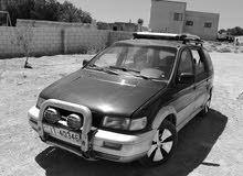 Gasoline Fuel/Power   Hyundai Santamo 1996