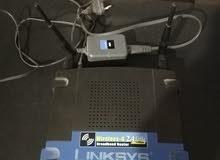 Rawter Wi-Fi Linksys راوتر وايرلس لينكسيس