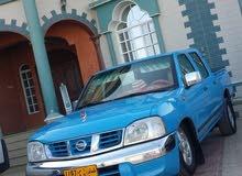 For sale 2006 Blue Datsun