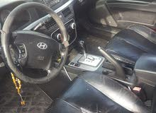 Black Hyundai Sonata 2005 for sale
