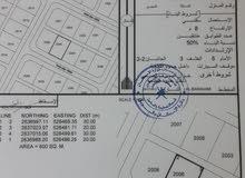 للبيع ارض سكنية في السويق الخضراء الجديدة