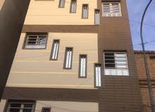 بنايه للبيع تتكون من 3 شقق بناء 2015