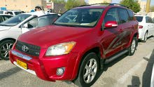 Toyota RAV 4 car for sale 2009 in Muscat city