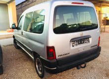 Peugeot Partner 2004 For sale - Silver color