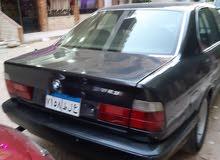BMW بحاله ممتازه موديل 1990