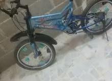 دراجة جبلية غيارات توب نظافه
