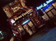 للتقبيل مطعم وكافيه في مدينة اسطنبول الغربية / منطقة بيليكدوزو .