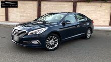 Automatic Blue Hyundai 2016 for sale