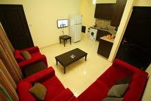 شقة مفروشة 90م للايجار في  شارع عبدالله غوشة