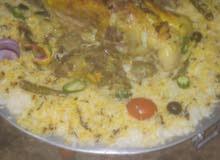 معاذ بن النواوي الجميع انوع اطبخ العربي مهرة ممتازة وبكفاه عليه
