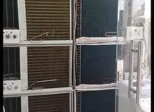 بيع جميع المكيفات الشباك شبه جديد0539356659