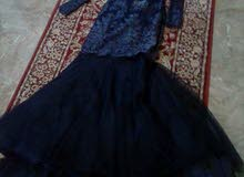 فستان مستعمل استعمال بسيط