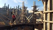 مقاول بناء و صيانة و ديكورات خرسانية