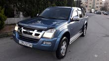 Isuzu D-Max car for sale 2007 in Amman city