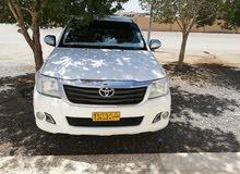 Toyota Hilux car for sale 2013 in Al Mudaibi city