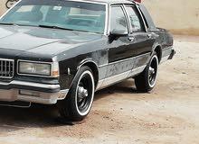 1 - 9,999 km Chevrolet Caprice 1990 for sale