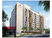 for sale apartment consists of Studio Rooms - Dubai Land