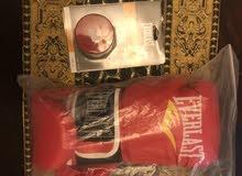 gloves of boxing plus bandage of boxing