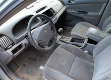 تويوتا كامري موديل 2004 هيكل بس من غير محرك وهيكل نضيف