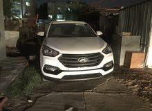 Used condition Hyundai Santa Fe 2018 with  km mileage
